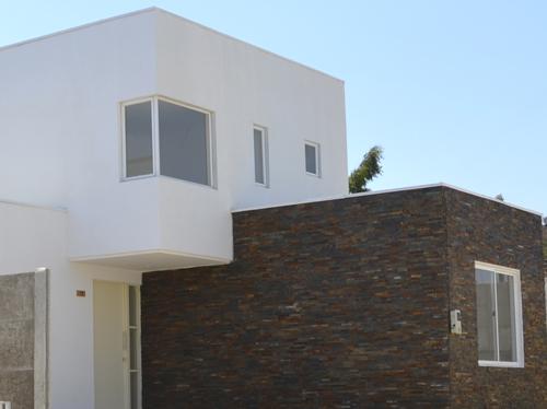 JUN 2013 – Inauguración Casas Pilotos en Mirador del Valle Barrio Los Robles