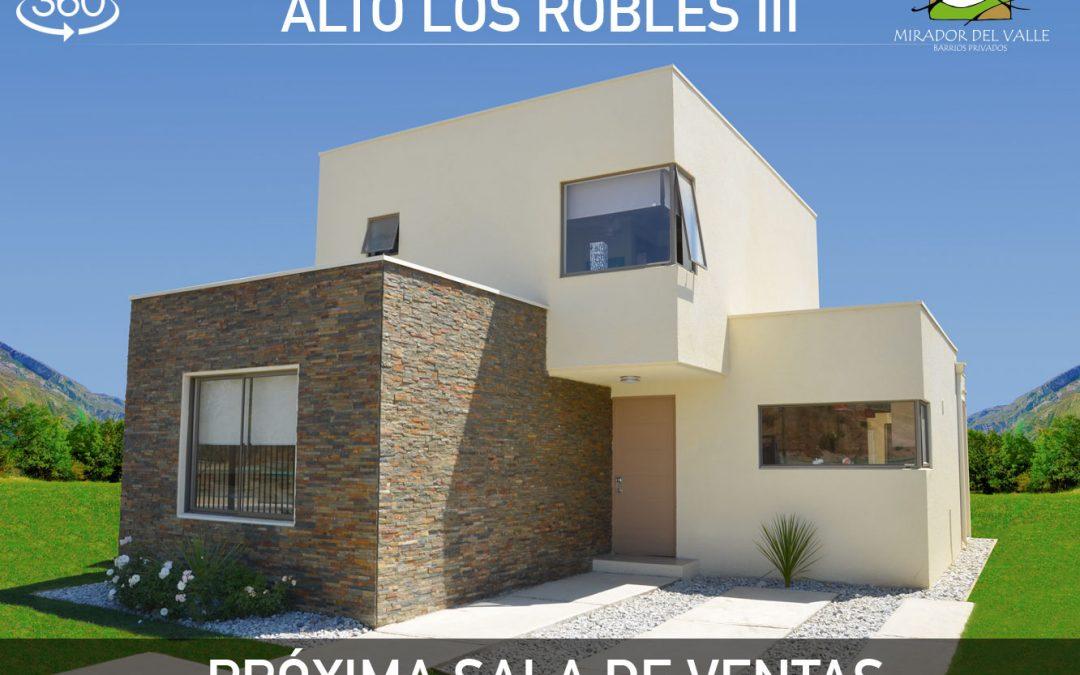 Alto Los Robles III
