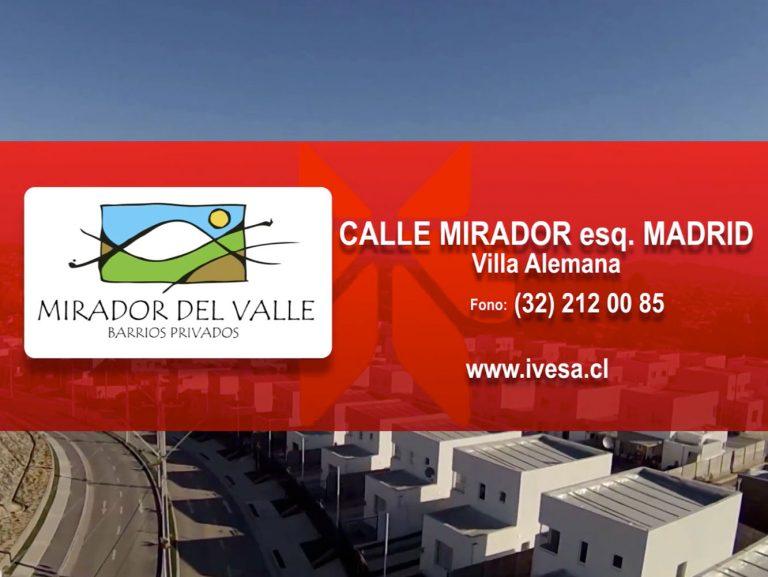 Reportaje Mirador del Valle – Alto Los Robles II
