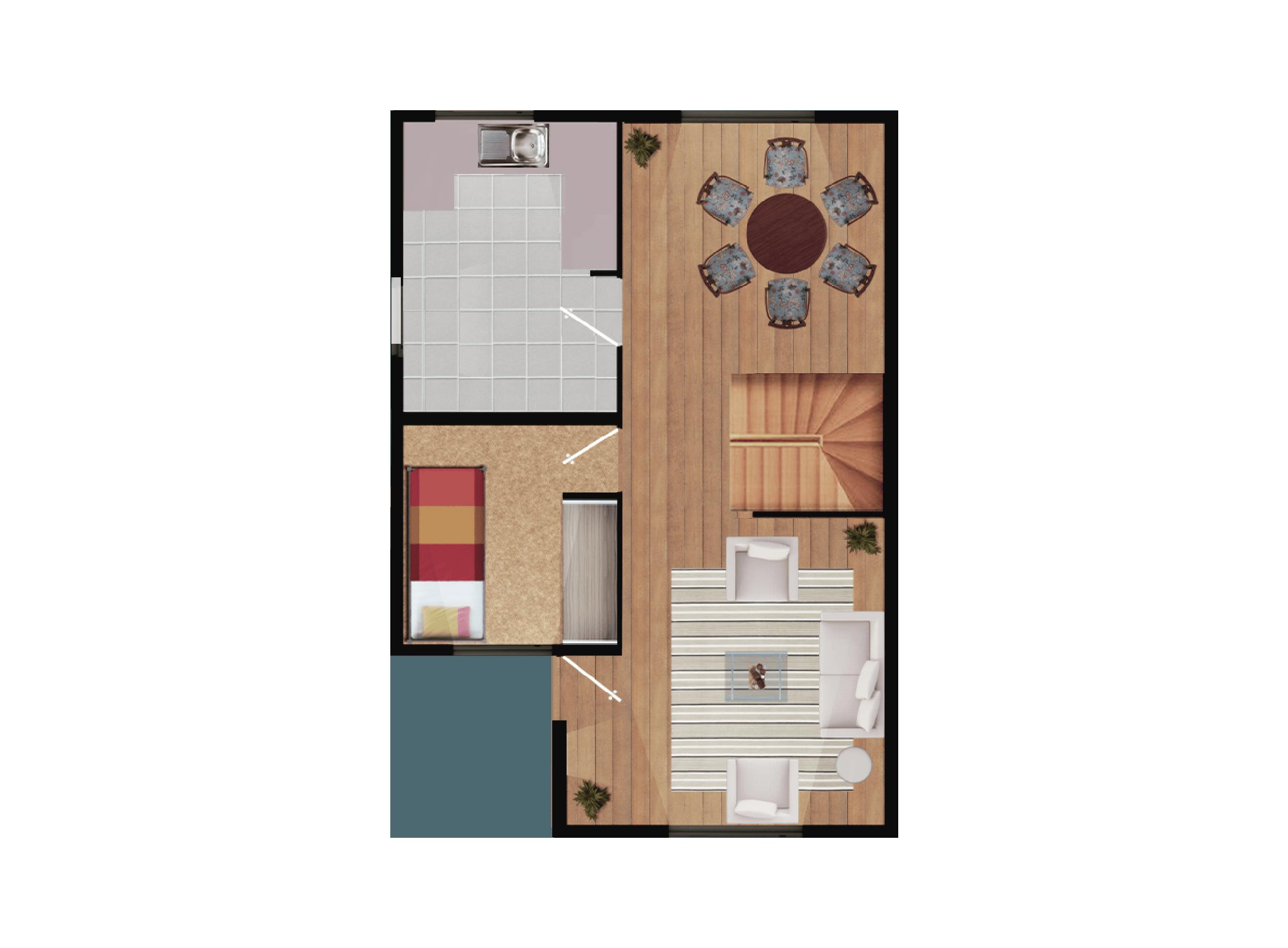 Casa Canelo Primer Piso